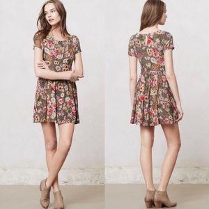 ✨ Anthropologie Sam & Lavi Neutr Mot Dress ✨